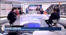 FN : Jean-Marie Le Pen suspendu du parti