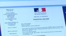 Le 20 heures du 25 novembre 2014 : Ecoutes judiciaires : la ligne de la justice fran�se est coup�- 673.3154830627442