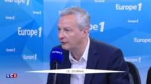 """Le Brexit ? """"L'occasion pour la France de reprendre le leadership en Europe"""" pour Le Maire"""