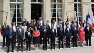 Le gouvernement Valls (01/08/2014)