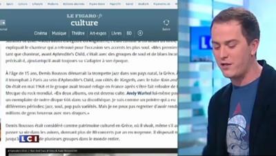 Les internautes rendent hommage à Demis Roussos sur Twitter