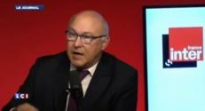 """Macron sera """"un bon ministe de l'Economie"""", selon Sapin"""