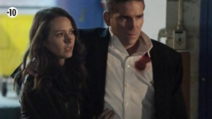 Person of interest - Episode 12 Saison 04 - Contrôle, Alt, Suppr