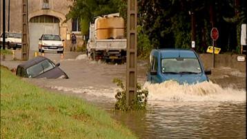 pluie inondations orages