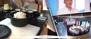 Redorer l'image du chou-fleur, la recette du chef Christian Le Squer