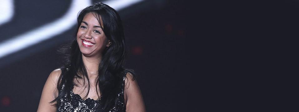 The Voice 3 - Alexia Rabé - Equipe de Florent Pagny
