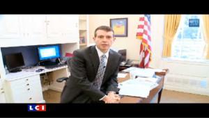 David Plouffe conseiller web Barack Obama