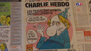 Le 20 heures du 8 janvier 2015 : Charlie Hebdo : une institution de la presse française touchée mais pas coulée - 3929.6430000000005