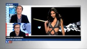 Le Buzz (2/2) du vendredi 10 février 2012 : Hommage à Christian Blachas + Les succès et les échecs des pubs du superbowl