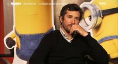 Les Minions : Guillaume Canet ému de pouvoir montrer le film à son fils