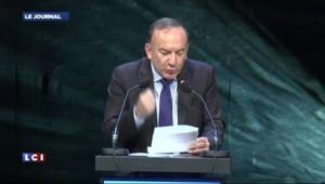 "Pierre Gattaz : ""Bâtissons ensemble un agenda 2020"""