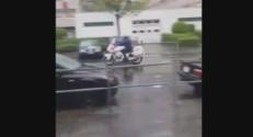 Policier de Lausanne