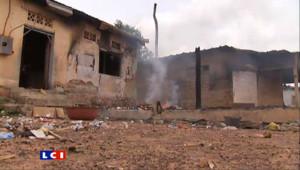 Archives : Duékoué, ville où se sont produites des violences en avril-mars 2011.