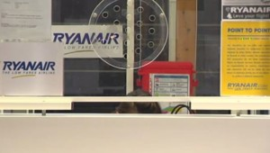 Comptoir Ryan Air