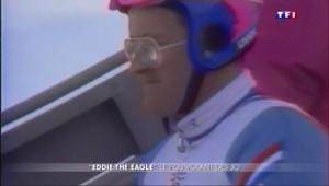 Eddie the Eagle : quand le plus mauvais des sauteurs à ski participe aux Jeux Olympique