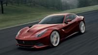 Ferrari F12berlinetta 2012