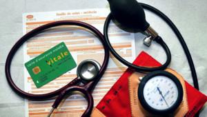 feuille maladie assurance sociale sécurité sociale docteur médecine Sécu
