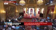 """Hollande : """"La France doit prendre ses responsabilités"""" face à l'épidémie de virus Ebola"""