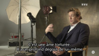 MENTALIST l'INTERVIEW DE SIMON BAKER