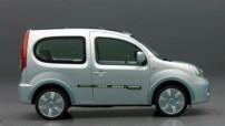 Photo 1 : Renault Kangoo Be Bop Z.E : du Be Bop à l'Électro