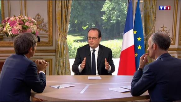 Quand François Hollande délègue l'inversion de la courbe du chômage au prochain locataire de l'Élysée