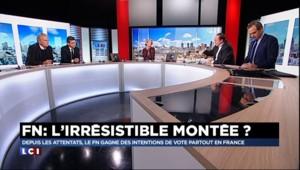 """Régionales : """"Le FN est au bord de franchir un pas majeur dans ces élections en France"""""""