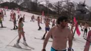 ski russie bikini