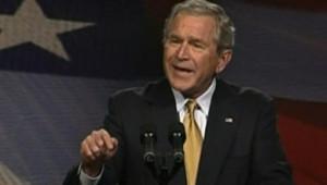 TF1-LCI George W. Bush le 7 septembre 2006
