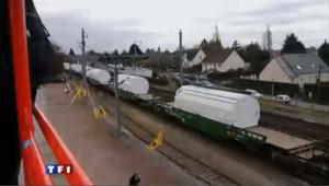 trains déchets nucléaires