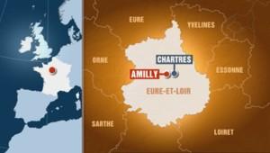 Amilly Eure-et-Loir