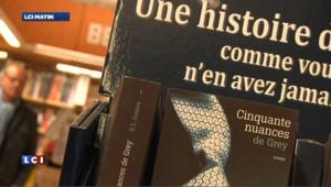 """Chaud, chaud devant, """"Cinquante nuances de Grey"""" dans les librairies"""