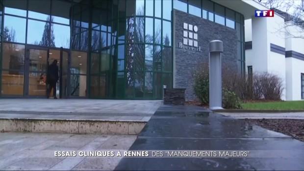 Essai clinique mortel à Rennes : des manquements majeurs pour le laboratoire Biotrial