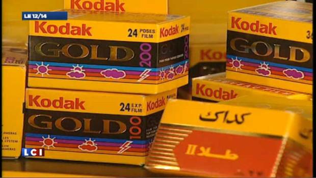 Kodak se prépare à la faillite
