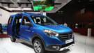 Les Dacia Dokker et Lodgy Stepway au Mondial de l'Automobile 2014