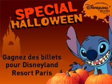 Gagnez des invitations pour Disneyland