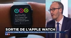 "Apple Watch : ""Il n'y a pas la fonction qui tue"""