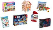 Des jouets, des gadgets, du chocolat ou des autocollants : il y a un calendrier de l'Avent pour chaque enfant