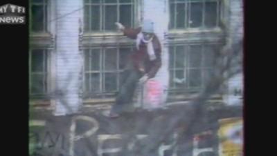 Des squatteurs d'Amsterdam passent à l'attaque