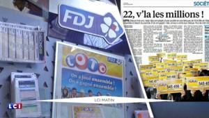 Ils ont empoché 12 millions d'euros : 22 ouvriers d'Ille-et-Vilaine se partagent le jackpot du loto