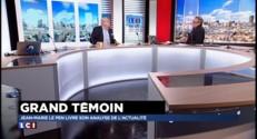 """Jean-Marie Le Pen : """"Il y a un chantage aux investitures au FN"""""""