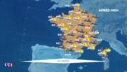 La météo du mardi 9 février : 22 départements en alerte orange, le sud-est épargné