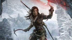 Lara Croft part à la conquête de la montagne dans Rise of the Tomb Raider