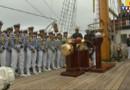 Le Cuauhtemoc, le fleuron de la marine mexicain