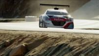 Peugeot 208 T16 Pikes Peak 2013 essais officiels