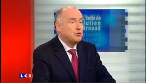 """Pour Bussereau, les Grecs vont voter """"non"""""""