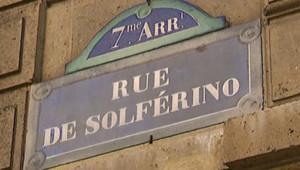 rue de solférino PS parti socialiste