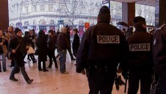 sécurité police Paris