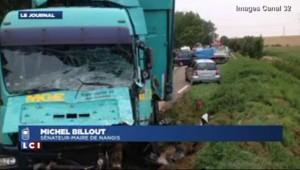 """Accident d'un minibus dans l'Aube: """"l'animateur au volant était expérimenté"""""""
