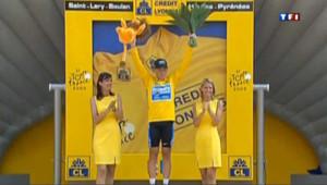 Aucun vainqueur sur le Tour entre 1999 et 2005