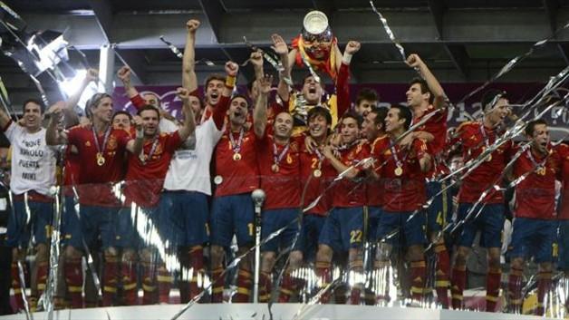 Gloire éternelle à l'Espagne